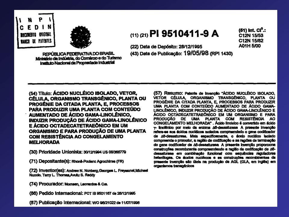 (229-A) X X X X PI 9510411-9 Próximo Doc.