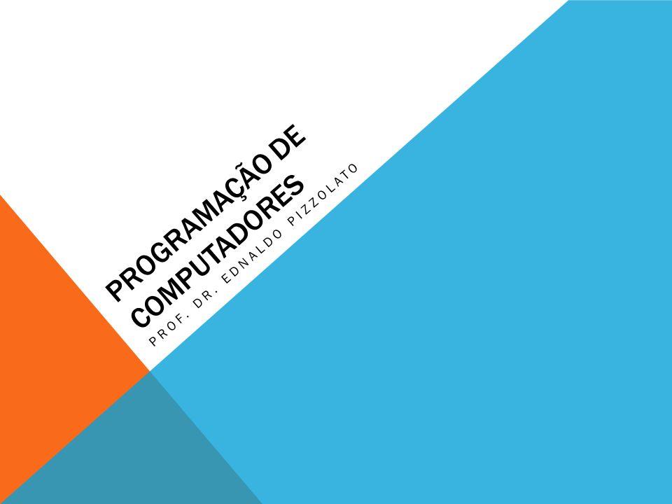 PARADIGMA PROCEDURAL Linguagens oferecem facilidades para passar parâmetros para funções e retornar valores