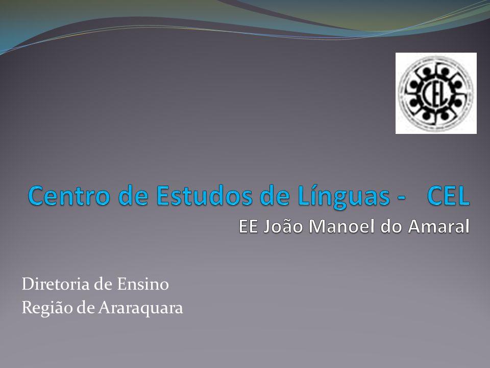 Diretoria de Ensino Região de Araraquara