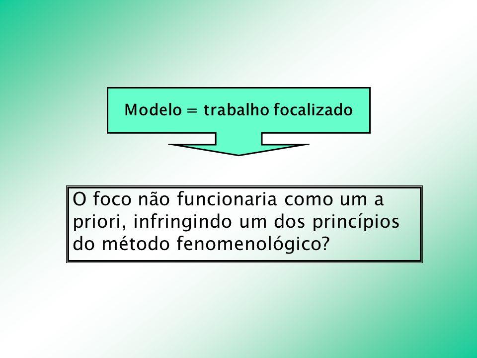 PSICOTERAPIA DE CURTA DURAÇÃO MODELOS Psicoterapia focal foco tempo