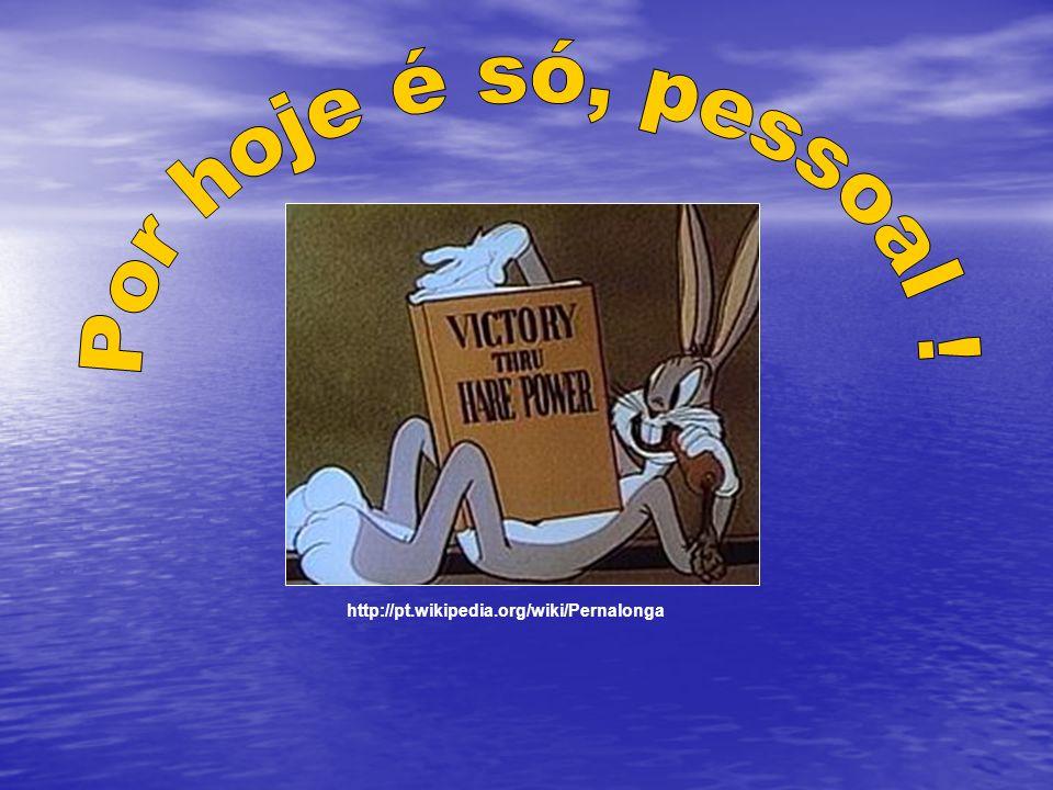 http://pt.wikipedia.org/wiki/Pernalonga