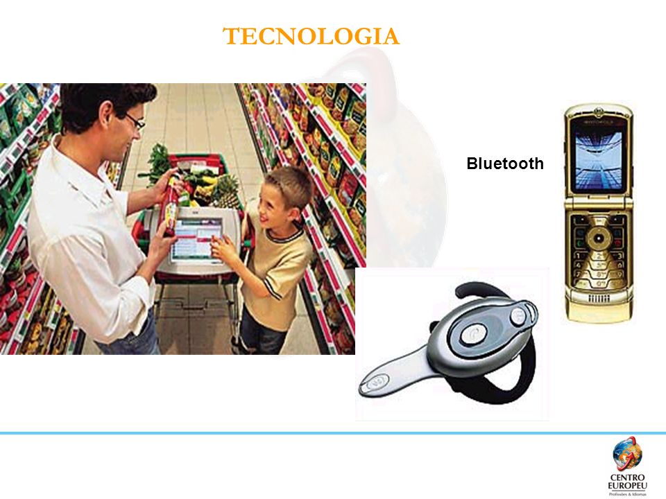 TECNOLOGIA Bluetooth
