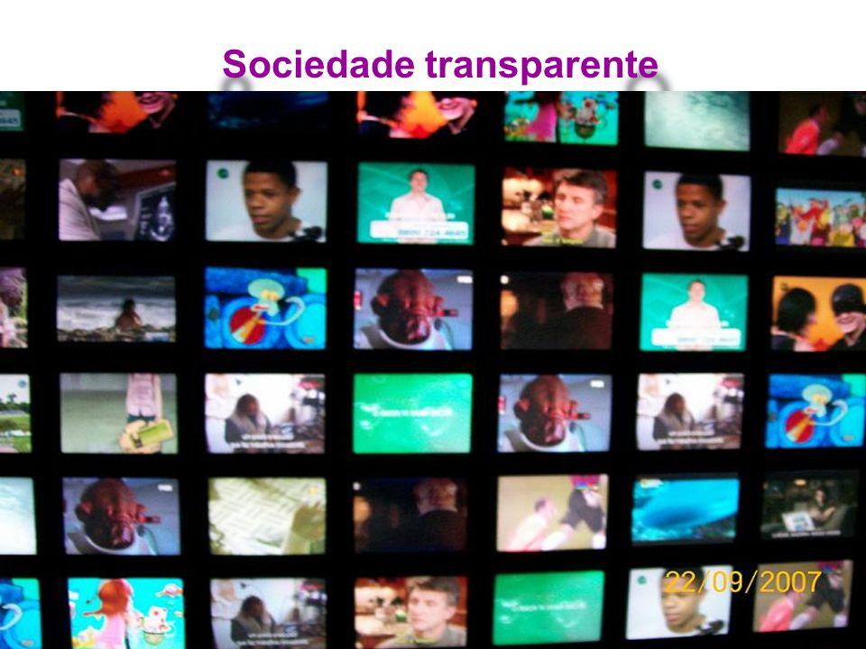 Sociedade transparente