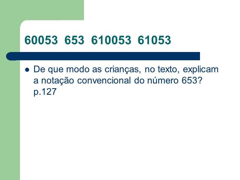 A busca de regularidades p.132 É o critério de comparação.
