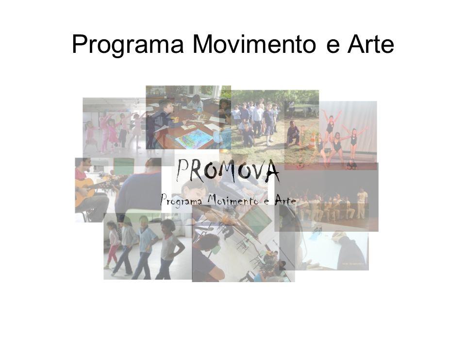 Programa Movimento e Arte