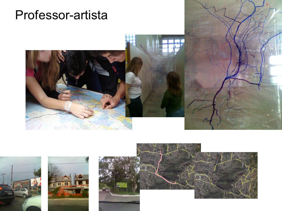 Professor-artista
