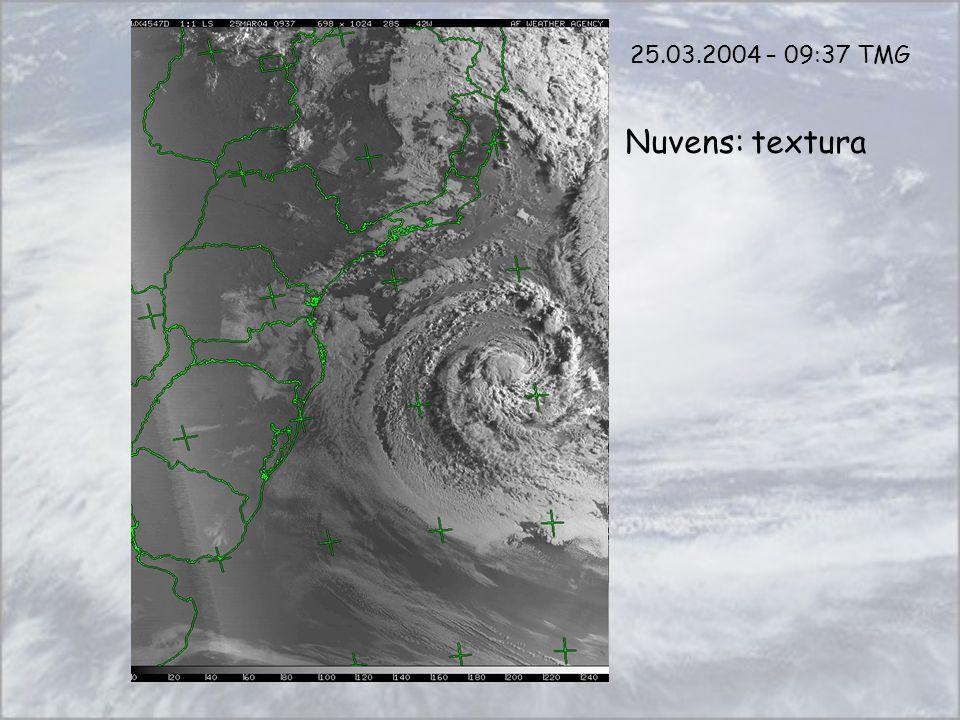 Nuvens: textura 25.03.2004 – 09:37 TMG