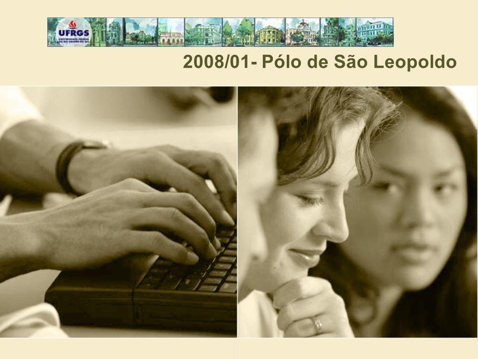 2008/01- Pólo de São Leopoldo