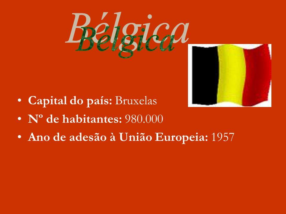 Capital: Sófia Nº de habitantes: 9 000 000 Ano de adesão à União Europeia: 2006