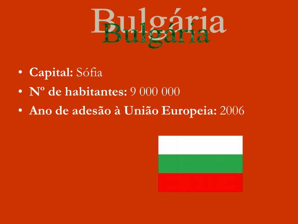 Capital do país: Nicosia N.º de habitantes: 758. 363 Ano de adesão à União Europeia: 2003