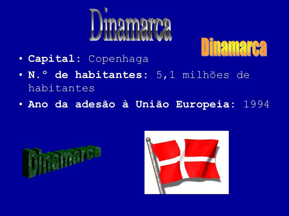 A capital da Suécia: Escolto O Nº de Habitantes : 9.182.927 Ano de adesão à união europeia: 1995