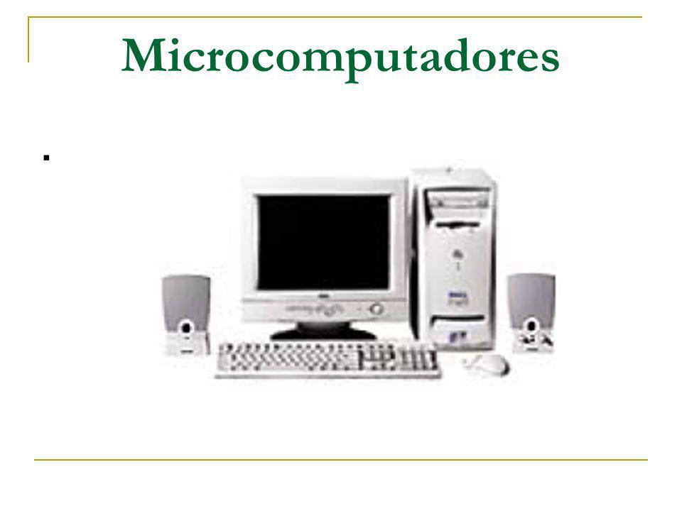 Microcomputadores.