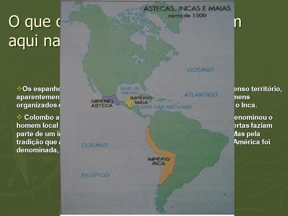 Como ocorreu o processo de colonização??.