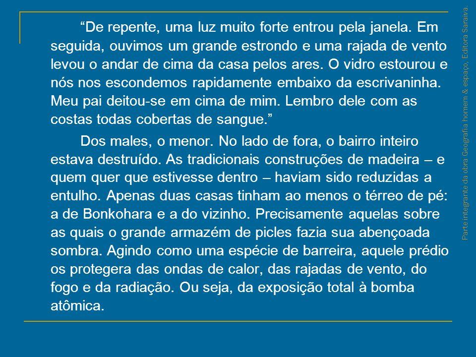 Socialismo Parte integrante da obra Geografia homem & espaço, Editora Saraiva.