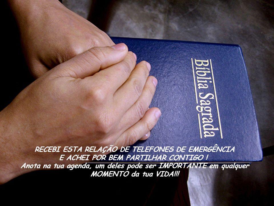 Quando o mundo parecer maior que Deus, liga o Salmo 90.