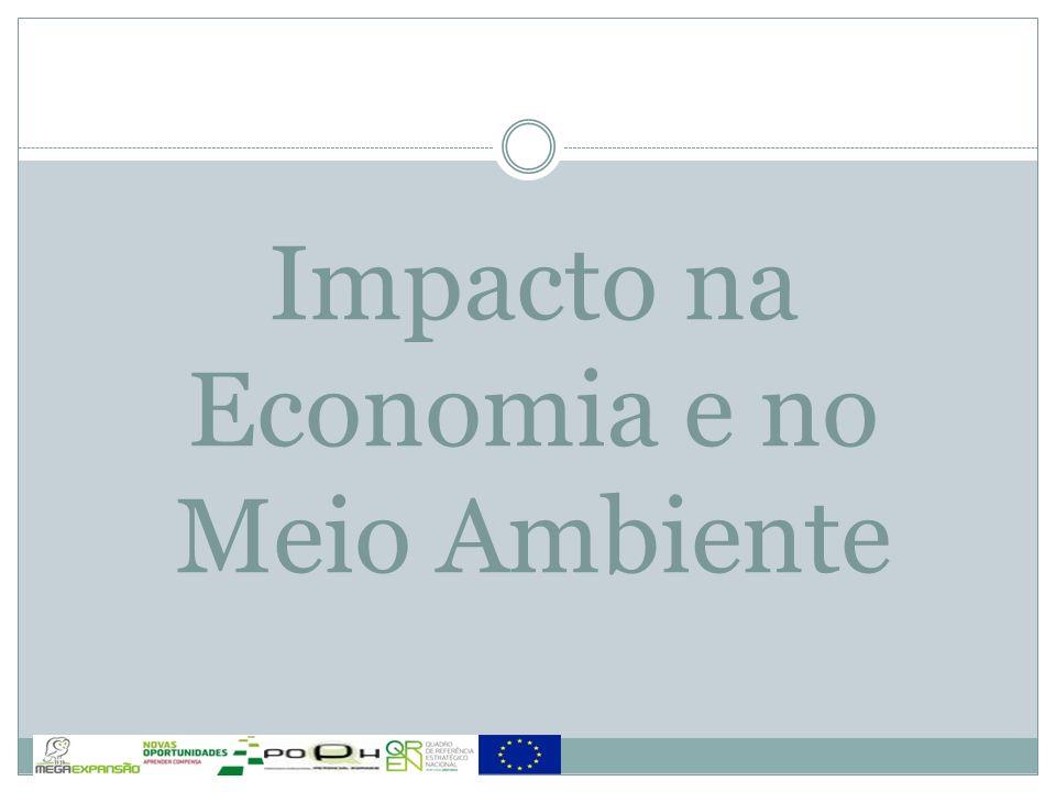 Impacto na Economia e no Meio Ambiente