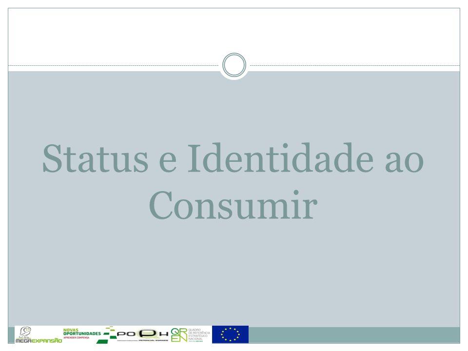 Status e Identidade ao Consumir