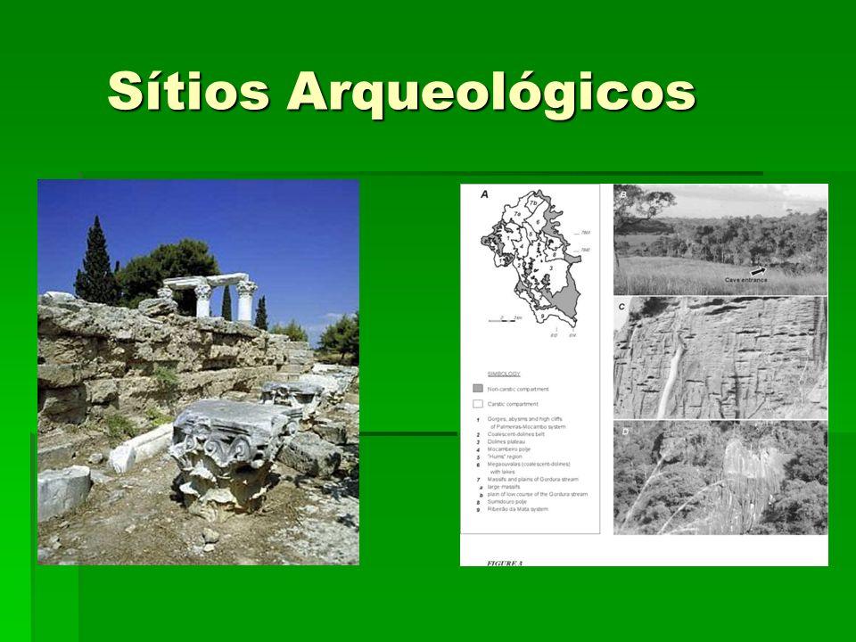 Sítios Arqueológicos