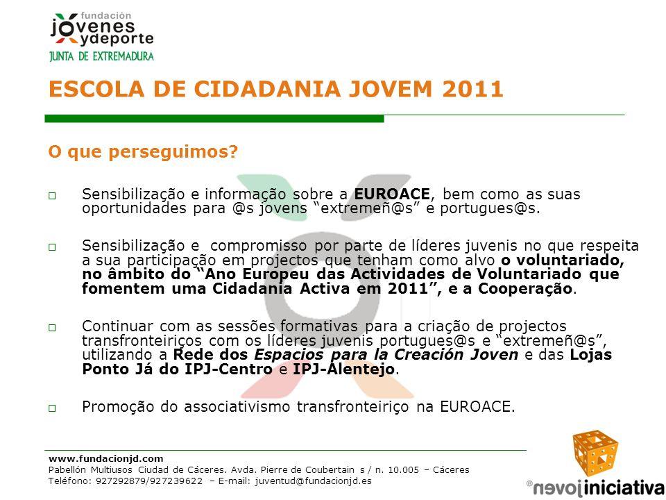 www.fundacionjd.com Pabellón Multiusos Ciudad de Cáceres.