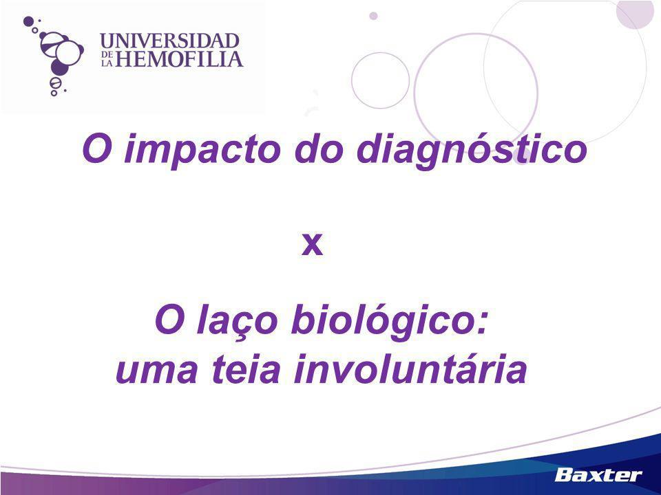 O impacto do diagnóstico x O cotidiano: da adaptação à compreensão