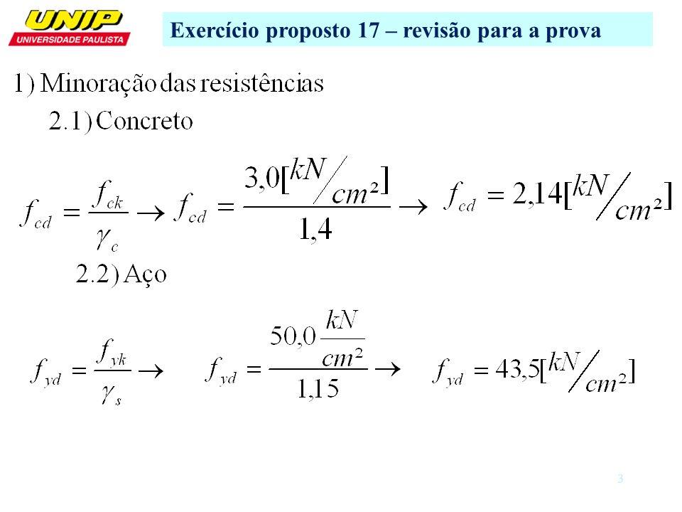 3 Exercício proposto 17 – revisão para a prova