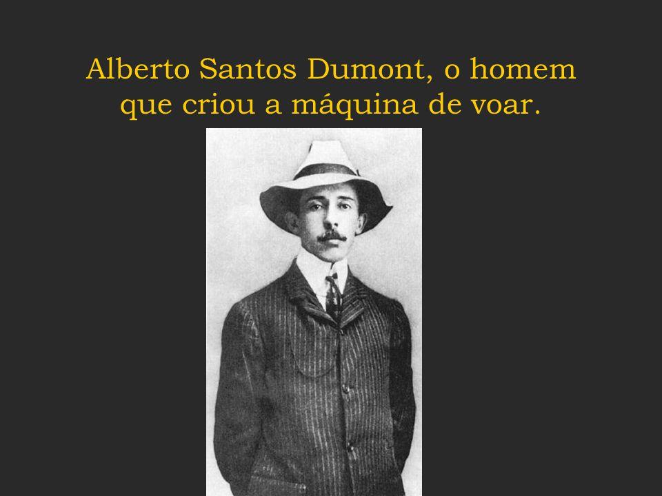 Porém, nenhum outro brasileiro criou um invento tão importante como ele.