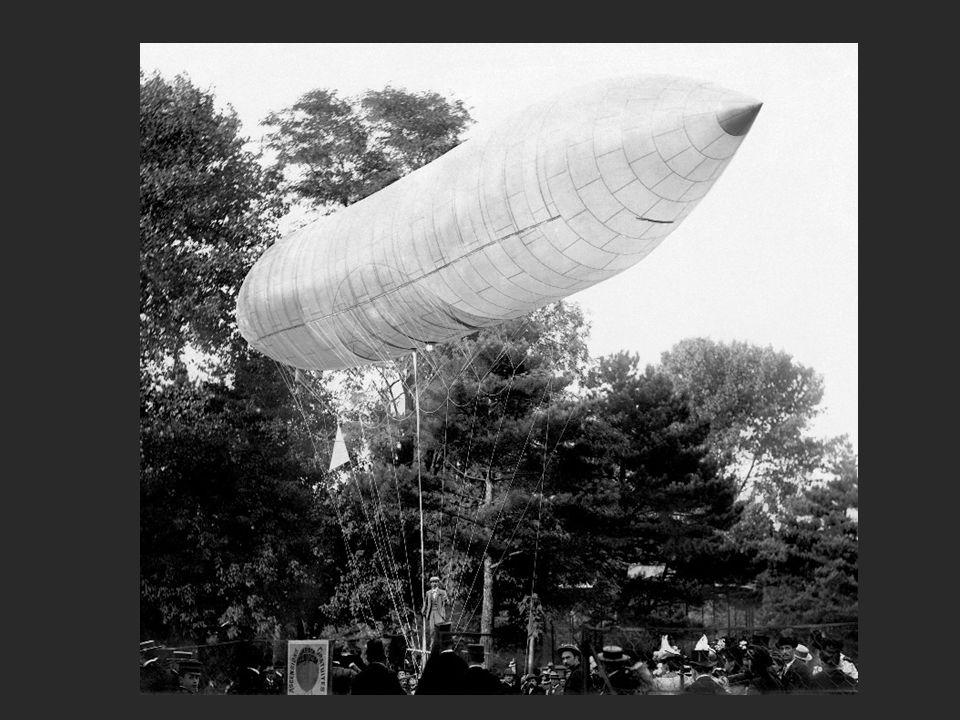 Foi a mais fantástica máquina inventada por Santos Dumont.
