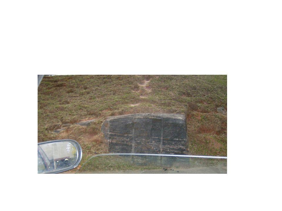 UNIBAN-OSASCO Esperamos solos residuais de granito