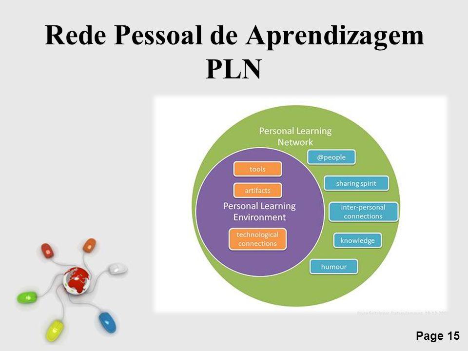 Free Powerpoint Templates Page 15 Rede Pessoal de Aprendizagem PLN
