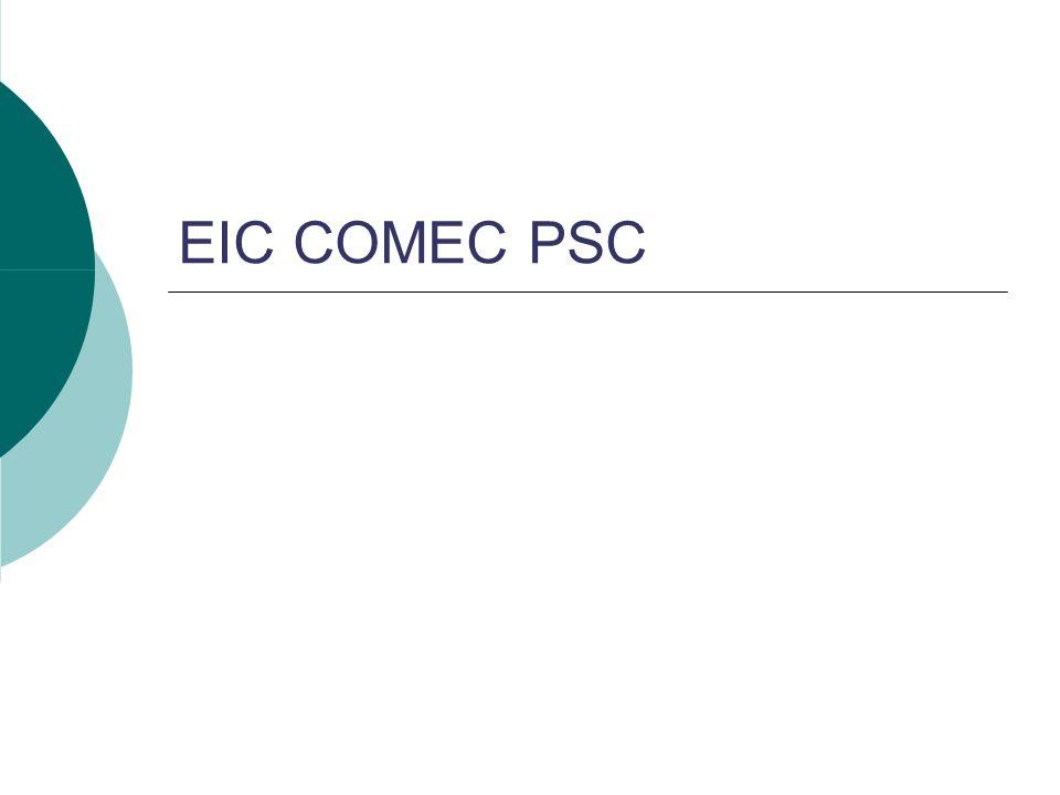 EIC COMEC PSC