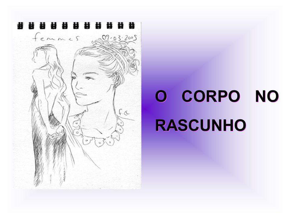 O CORPO NO RASCUNHO