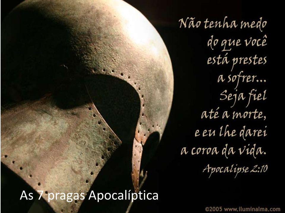 As 7 pragas Apocalíptica