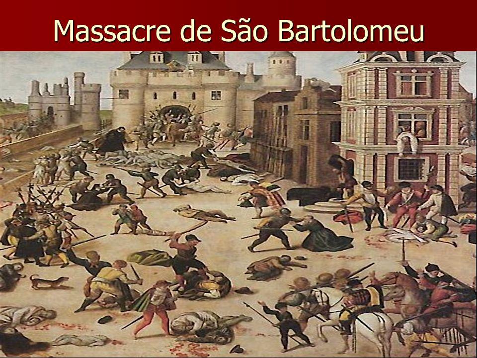 Massacre de São Bartolomeu