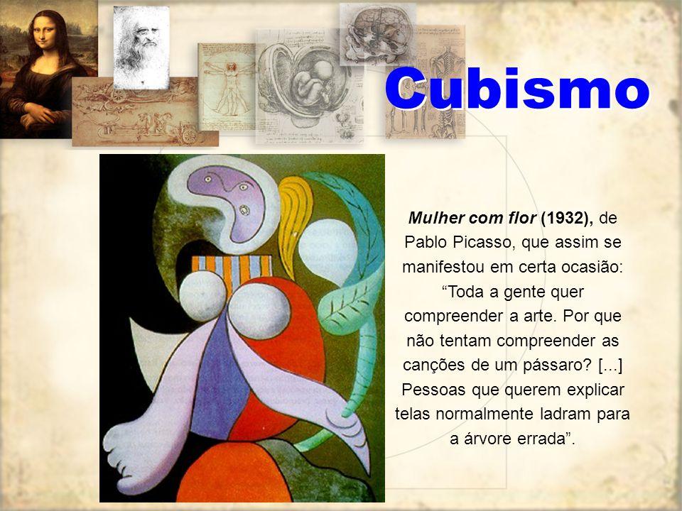 Cubismo Carnaval em Madureira, Tarsila do Amaral. De Albert Gleizes, Tarsila recebeu a chave do Cubismo, que cultivou com amor e sob uma ótica constru
