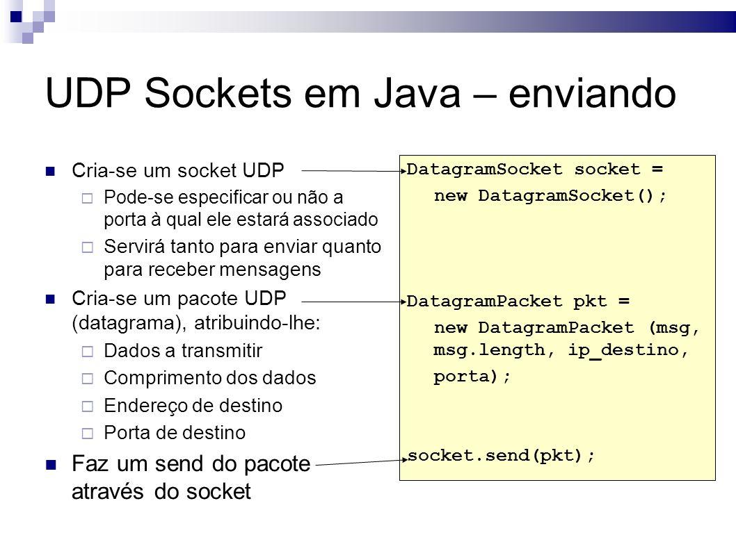 Deve implementar a Interface definida no passo anterior Deve estender java.rmi.server.