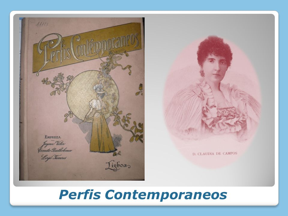 Perfis Contemporaneos