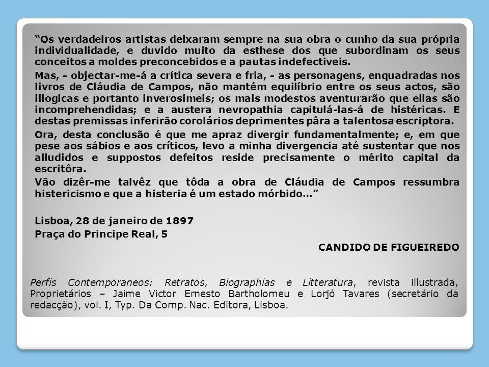 Perfis Contemporaneos: Retratos, Biographias e Litteratura, revista illustrada, Proprietários – Jaime Victor Ernesto Bartholomeu e Lorjó Tavares (secr