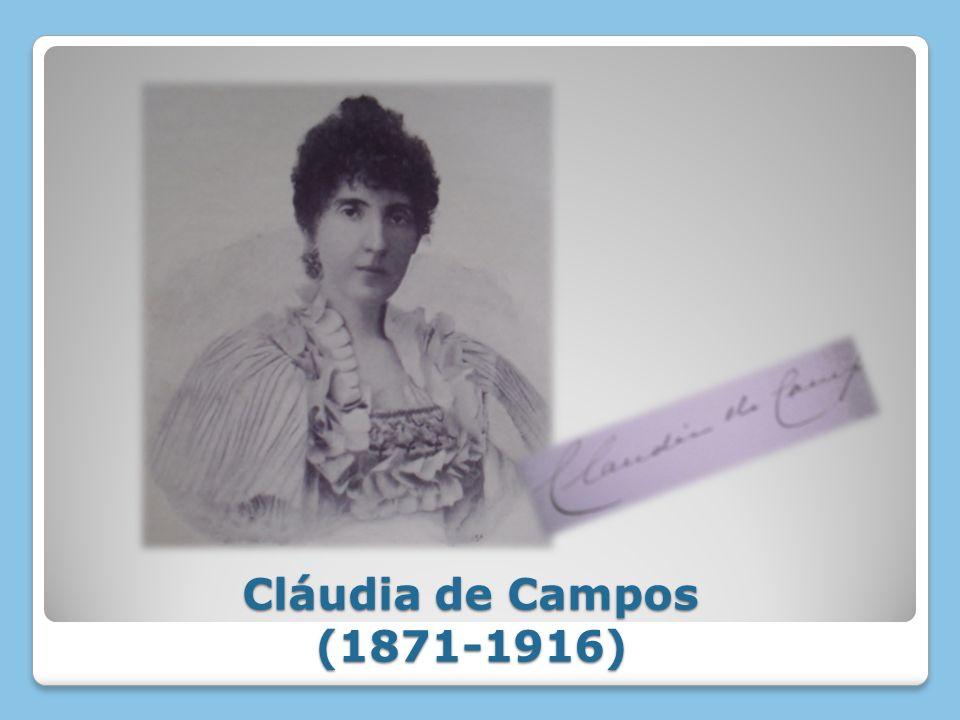 Cláudia de Campos (1871-1916)