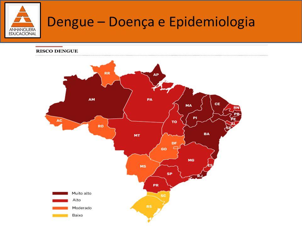 Importância dos estudos biológicos Dengue – Doença e Epidemiologia