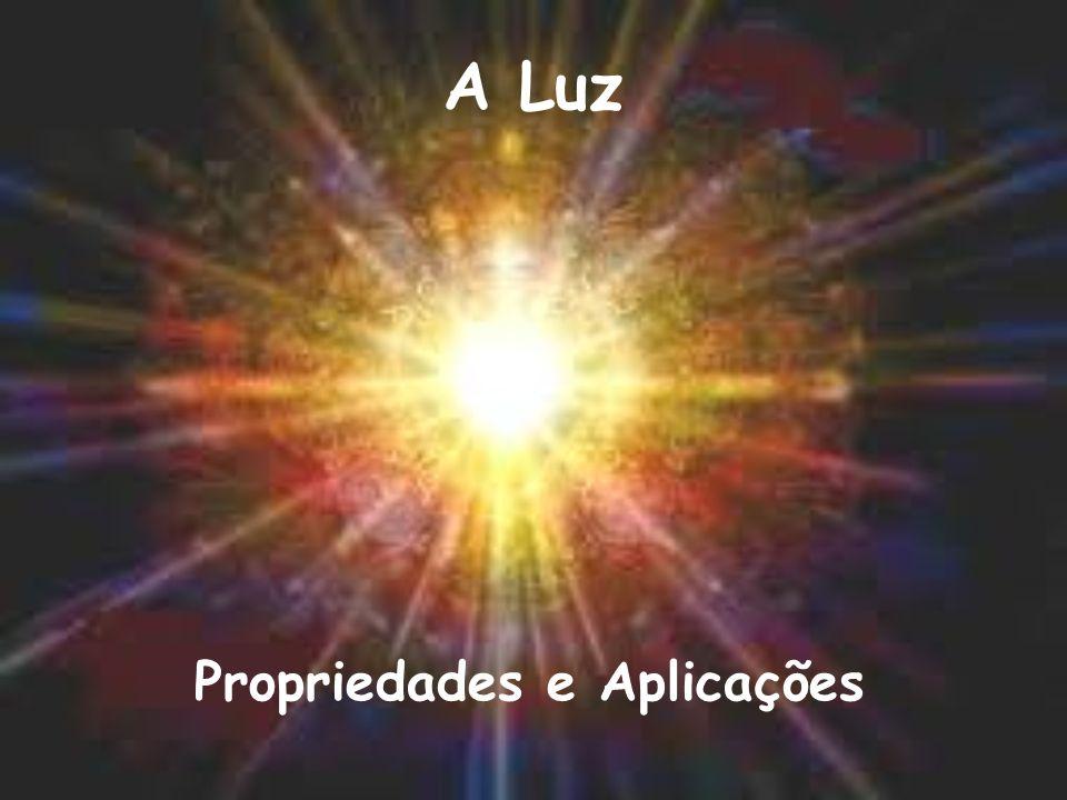 A Luz Propriedades e Aplicações