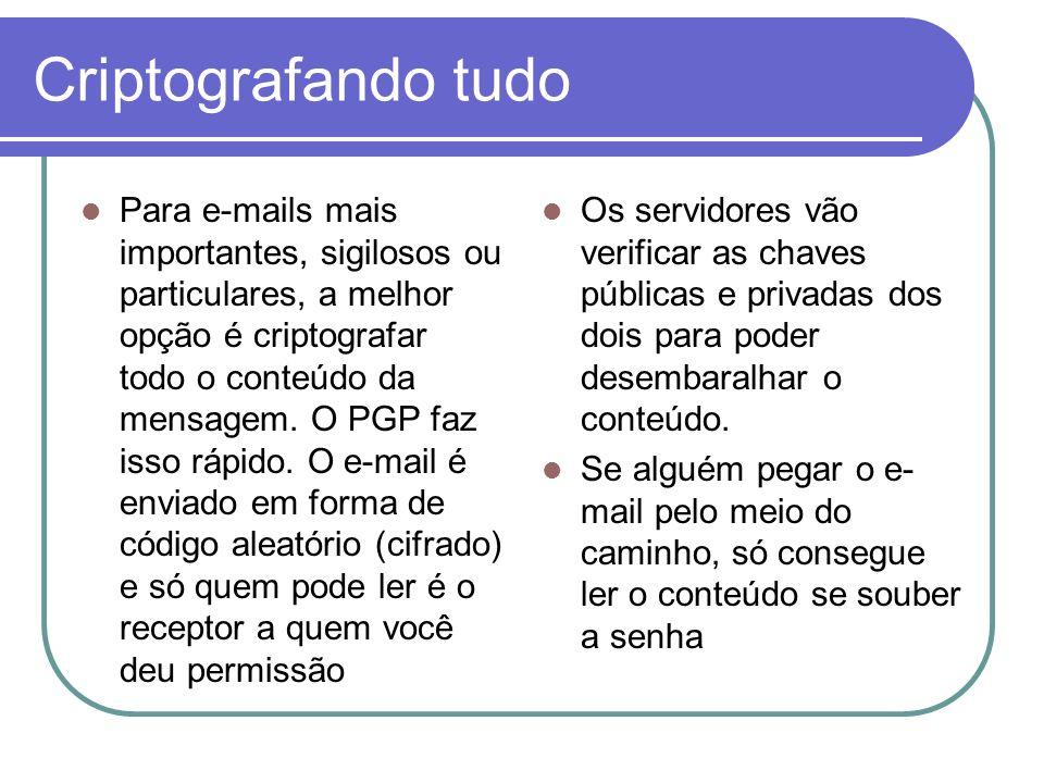 Corpo É normalmente desestruturada a menos que o e-mail é em formato MIME.