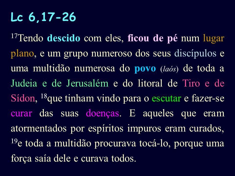 II.O EVANGELHO ABERTO AO MEIO 1.