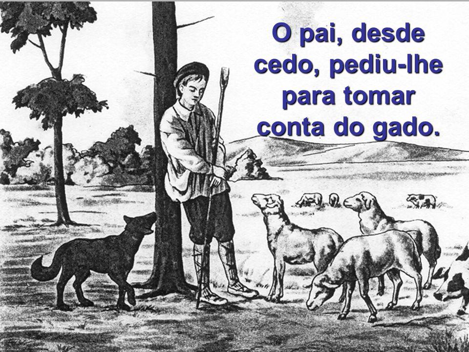 SÃO VICENTE DE PAULO, CATIVA-TE ?