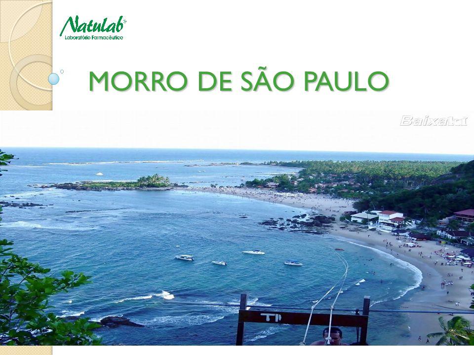 MORRO DE SÃO PAULO MORRO DE SÃO PAULO
