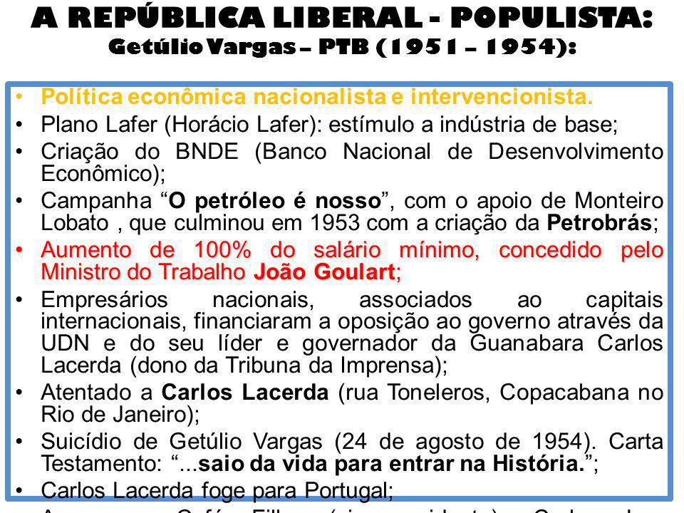 Governo João Goulart Comício da Central do Brasil no Rio de Janeiro (com a presença de 300 mil pessoas).
