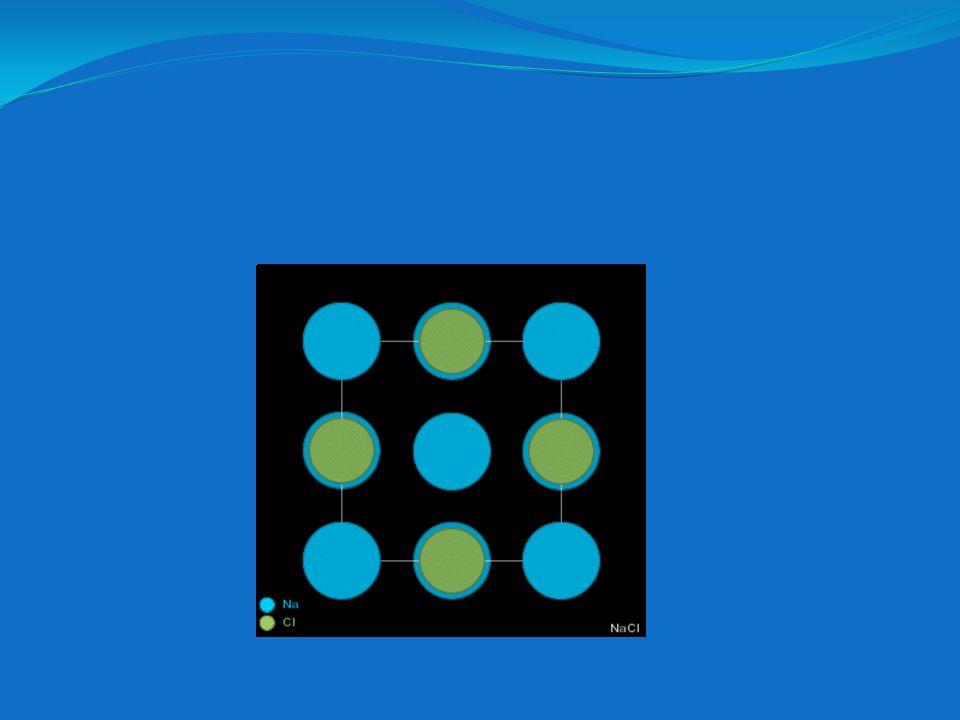 Cristalização Na Cl