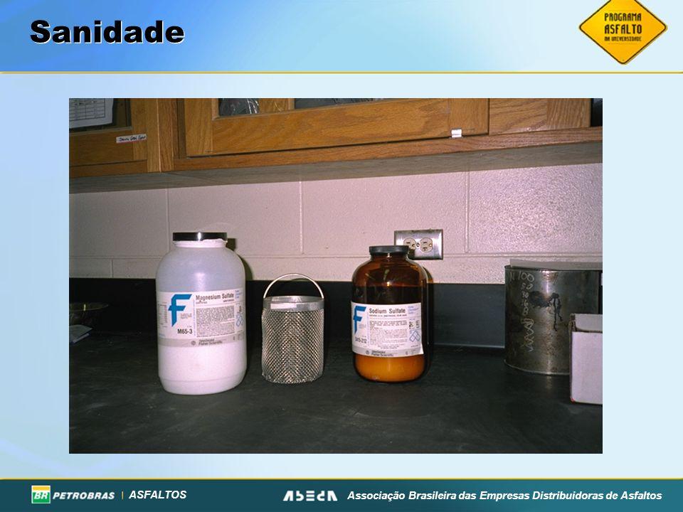ASFALTOS Associação Brasileira das Empresas Distribuidoras de Asfaltos Sanidade