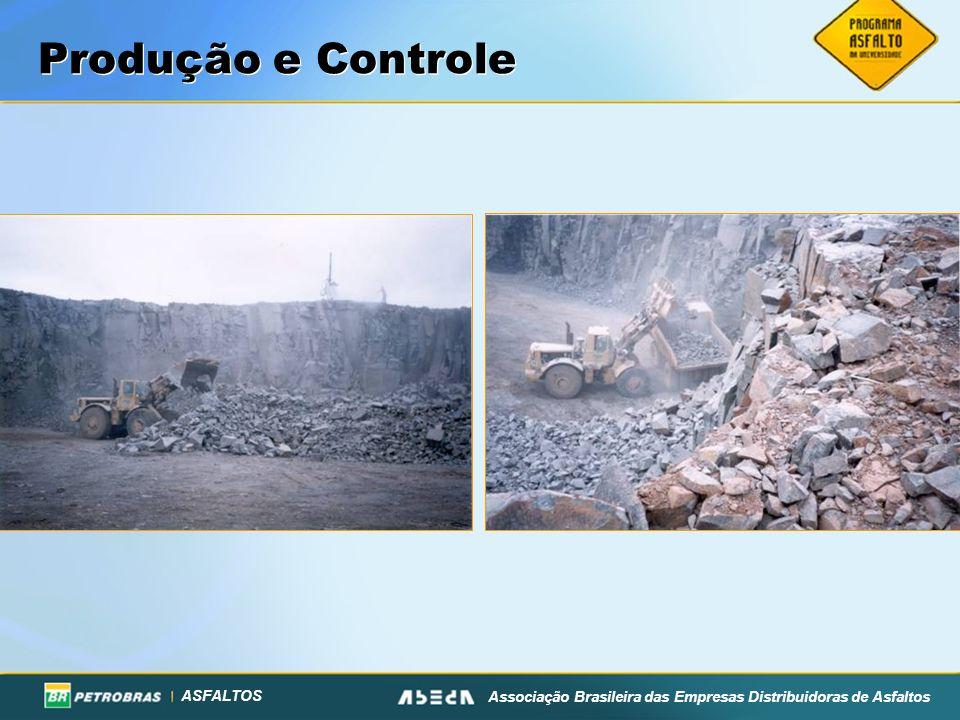 ASFALTOS Associação Brasileira das Empresas Distribuidoras de Asfaltos Produção e Controle