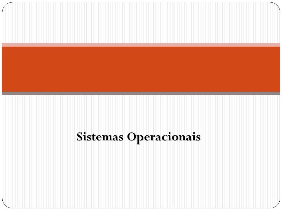 Aula 2 – Estrutura de SO12 Sistemas Operacionais – Jorge Luiz de Castro e Silva Interrupções têm prioridade Interrupções com alta prioridade interrompem rotinas de serviço de interrupções de menor prioridade Exemplos de prioridade: –impressora –disco –comunicação Programa do usuário Interrupção Rotina X Interrupção Rotina Y -+-+ Múltiplas interrupções (2) Modelo cascata