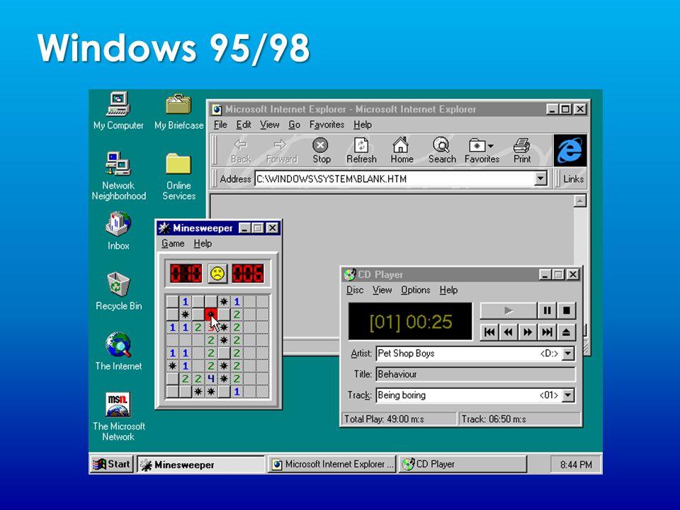 Windows 95/98
